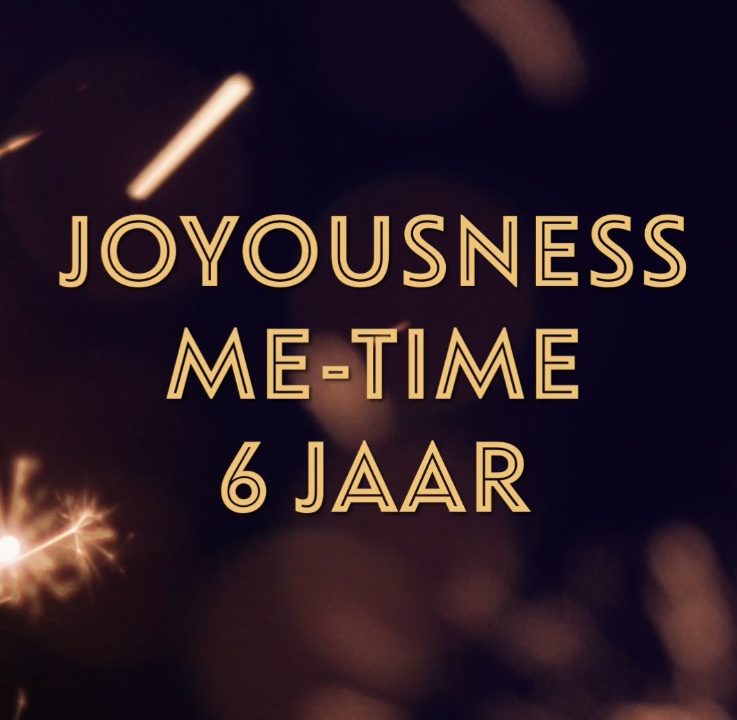 Joyousness me-time