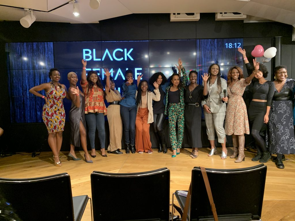 Black Female Achievers