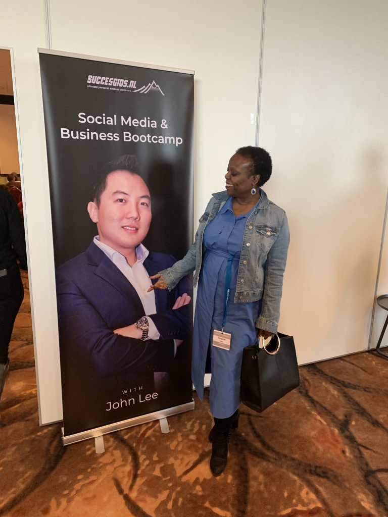 John Lee Sicial Media Business Bootcamp