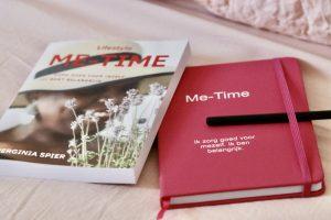 Me-time Boek en notitieboek